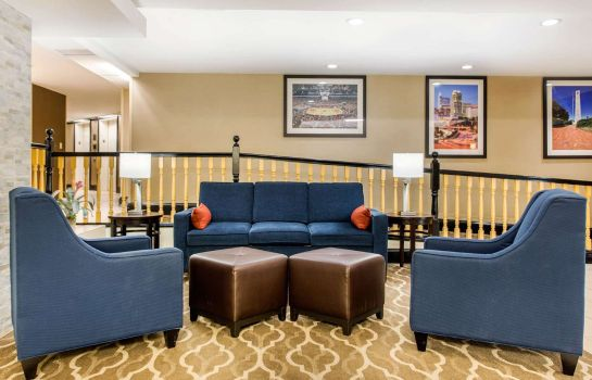 Hotelhal Comfort Inn & Suites Crabtree Valley