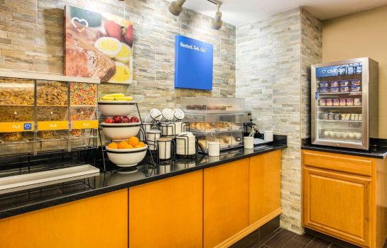 Restaurante Comfort Inn & Suites Crabtree Valley