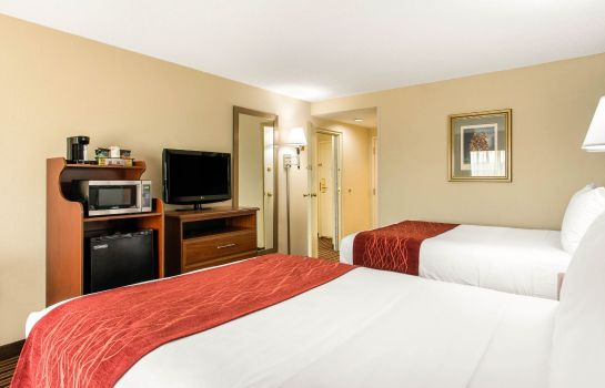Suite Comfort Inn & Suites Crabtree Valley