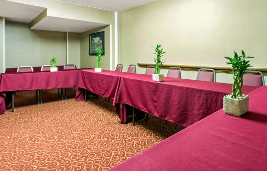 Sala de reuniones Comfort Inn & Suites Crabtree Valley