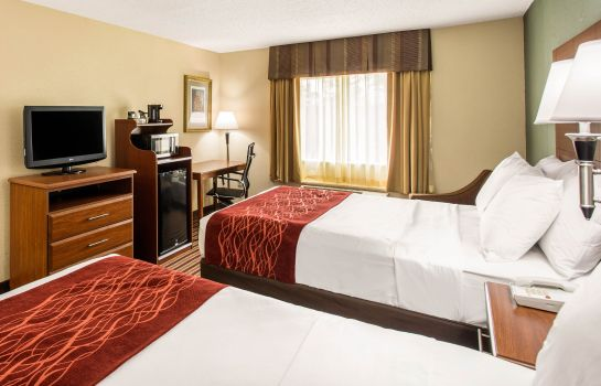 Zimmer Comfort Inn & Suites Crabtree Valley