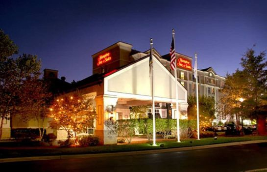 Außenansicht Hampton Inn - Suites Raleigh-Cary I-40 -PNC Arena- NC