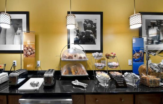 Restaurant Hampton Inn - Suites Raleigh-Cary I-40 -PNC Arena- NC