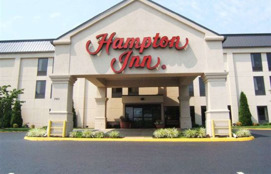 Außenansicht Hampton Inn Roanoke-Hollins-I-81