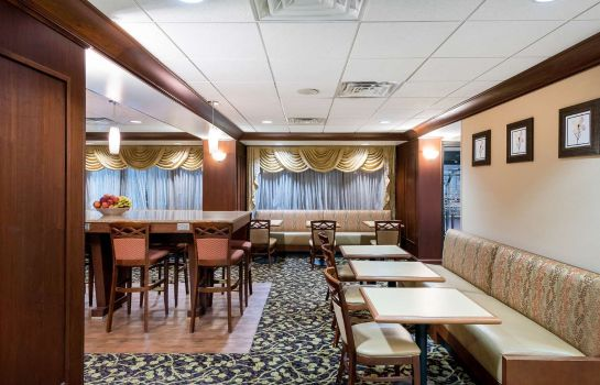Restaurant Hampton Inn Roanoke-Hollins-I-81