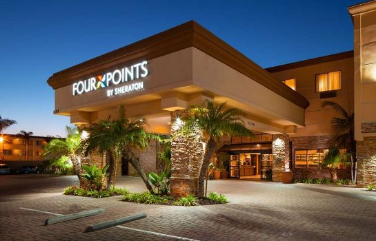 Außenansicht Four Points by Sheraton San Diego - SeaWorld