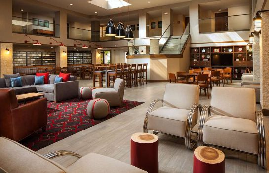 Hotelhalle Four Points by Sheraton San Diego - SeaWorld