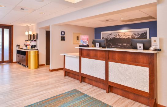 Hotelhalle Hampton Inn Seattle-Airport