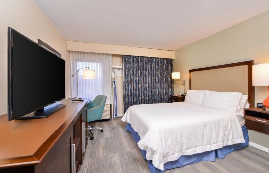 Zimmer Hampton Inn Seattle-Airport