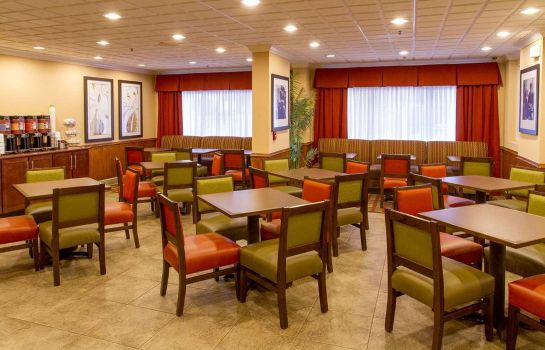 Restaurant Hampton Inn St Augustine Beach