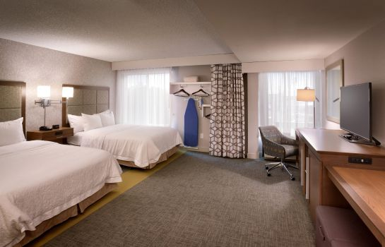 Zimmer Hampton Inn Salt Lake City-Downtown