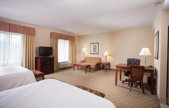 Suite Hampton Inn - Suites Southern Pines-Pinehurst