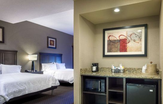 Zimmer Hampton Inn Tuscaloosa-University
