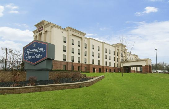 Außenansicht Hampton Inn - Suites-Knoxville-North I-75