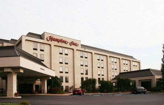 Außenansicht Hampton Inn Williamsport-Downtown PA