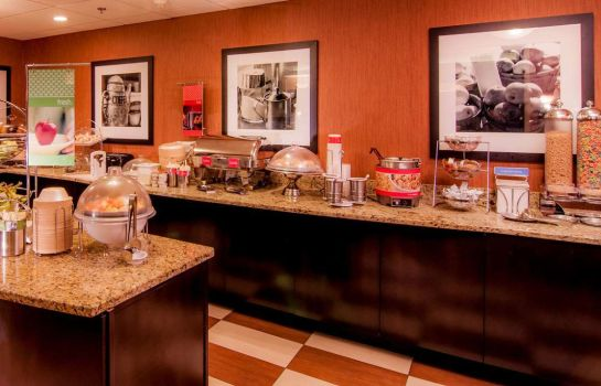 Restaurant Hampton Inn - Suites Tampa-North