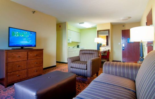Room Hampton Inn - Suites Tampa-North