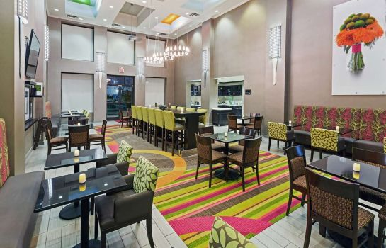 Restaurant Hampton Inn - Suites Tulsa-Woodland Hills 71st-Memorial