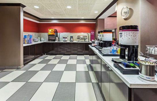Restaurante Hampton Inn - Suites Tulsa-Woodland Hills 71st-Memorial