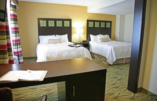 Suite Hampton Inn - Suites Tulsa-Woodland Hills 71st-Memorial