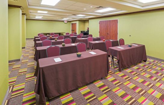 Conference room Hampton Inn - Suites Tulsa-Woodland Hills 71st-Memorial