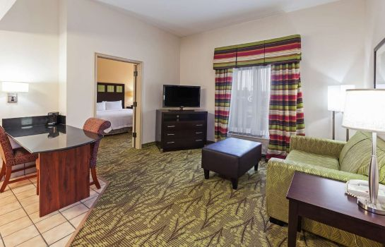 Room Hampton Inn - Suites Tulsa-Woodland Hills 71st-Memorial