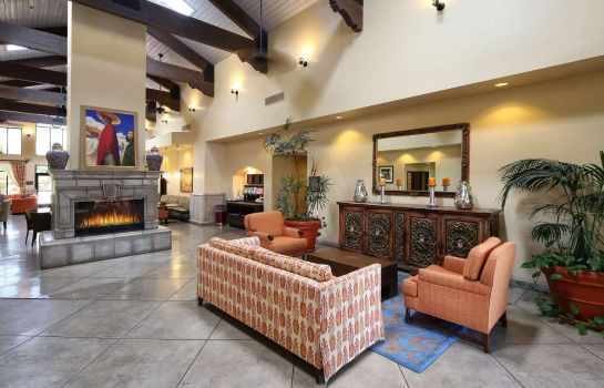 Hol hotelowy Hampton Inn - Suites Tucson Mall