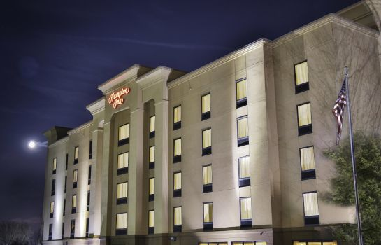 Buitenaanzicht Hampton Inn Knoxville-East