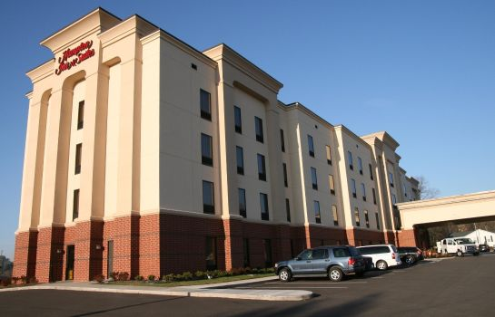Vista esterna Hampton Inn - Suites-Knoxville-North I-75