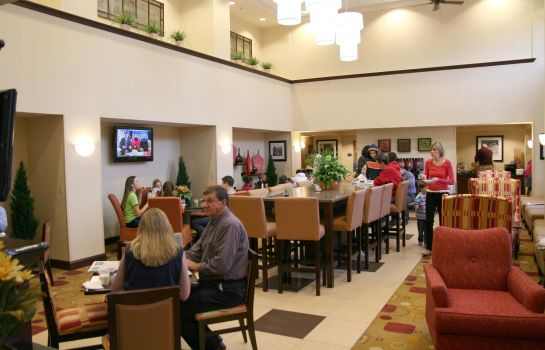 Restaurant Hampton Inn - Suites-Knoxville-North I-75