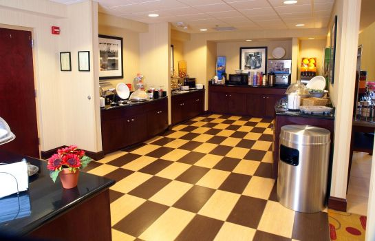 Ristorante Hampton Inn - Suites-Knoxville-North I-75