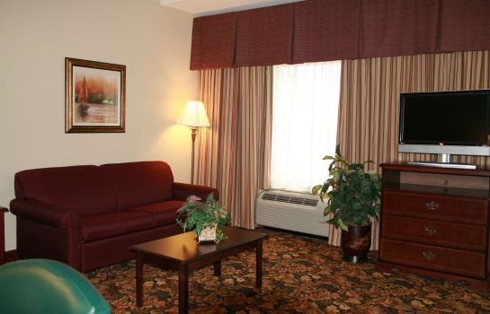 Tagungsraum Hampton Inn - Suites-Knoxville-North I-75