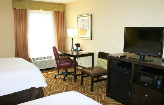 Zimmer Hampton Inn - Suites Alexandria Old Town Area South