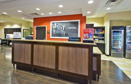 Hotelhalle Hampton Inn Wash-Dulles Intl Airport South