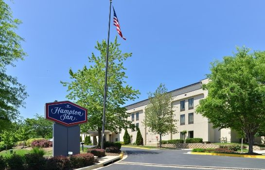 Außenansicht Hampton Inn Laurel -Fort Meade Area- MD