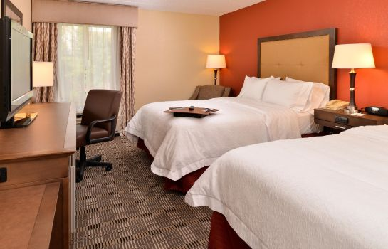 Zimmer Hampton Inn Laurel -Fort Meade Area- MD