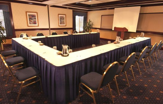 Conference room Hampton Inn Dulles-Cascades