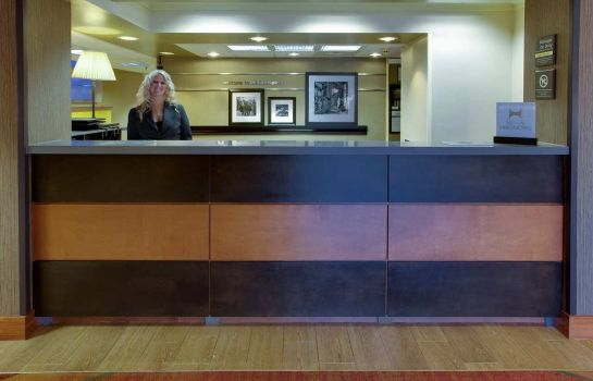 Hotelhalle Hampton Inn Williamsport-Downtown PA