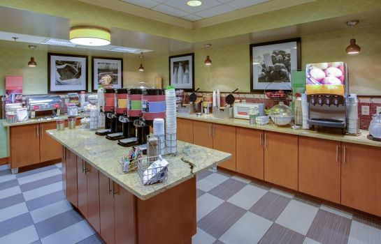 Restaurant Hampton Inn Williamsport-Downtown PA