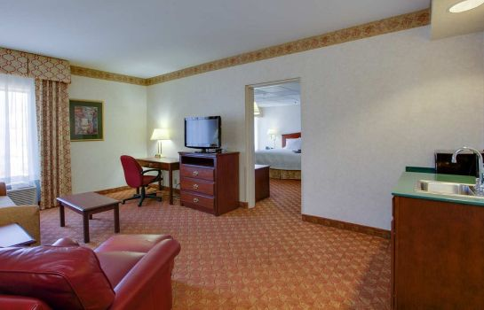 Suite Hampton Inn Williamsport-Downtown PA