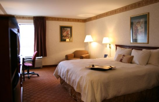 Zimmer Hampton Inn Williamsport-Downtown PA