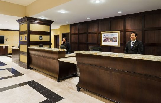 Hotelhalle InterContinental Hotels NEW ORLEANS