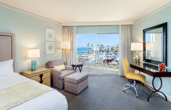 Chambre Loews Coronado Bay Resort