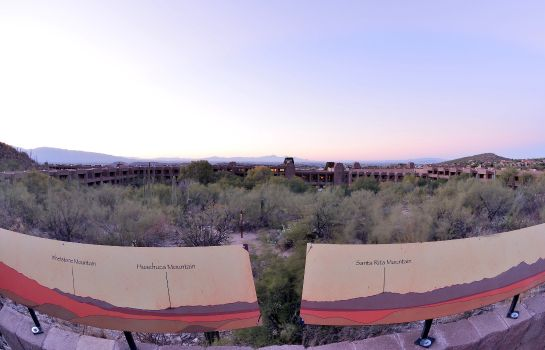 Außenansicht Loews Ventana Canyon Resort