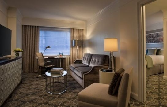 Suite Loews Regency New York Hotel