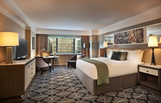 Zimmer Loews Regency New York Hotel