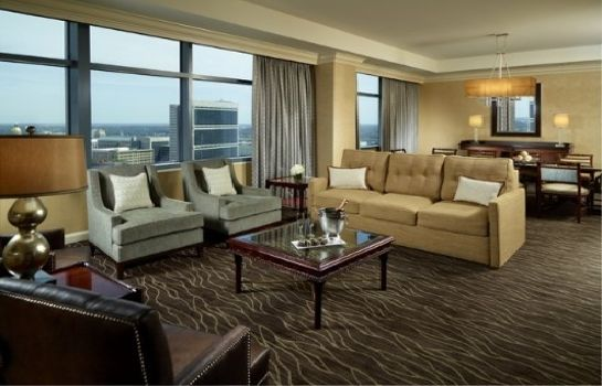 Suite Omni Atlanta Hotel at CNN Center