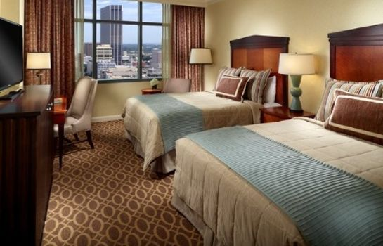 Zimmer Omni Atlanta Hotel at CNN Center