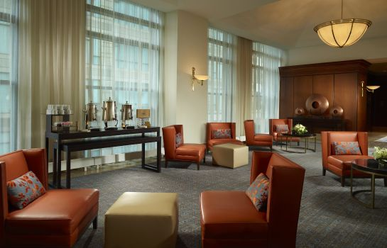 Conference room Omni Chicago Hotel