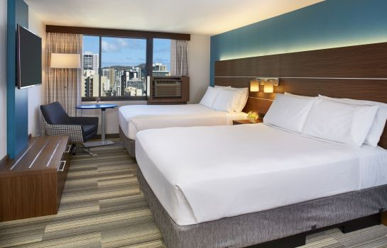 Zimmer Holiday Inn Express WAIKIKI